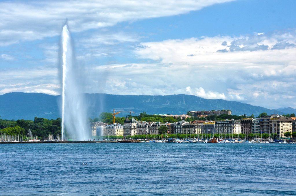 Genève, la ville du sexe