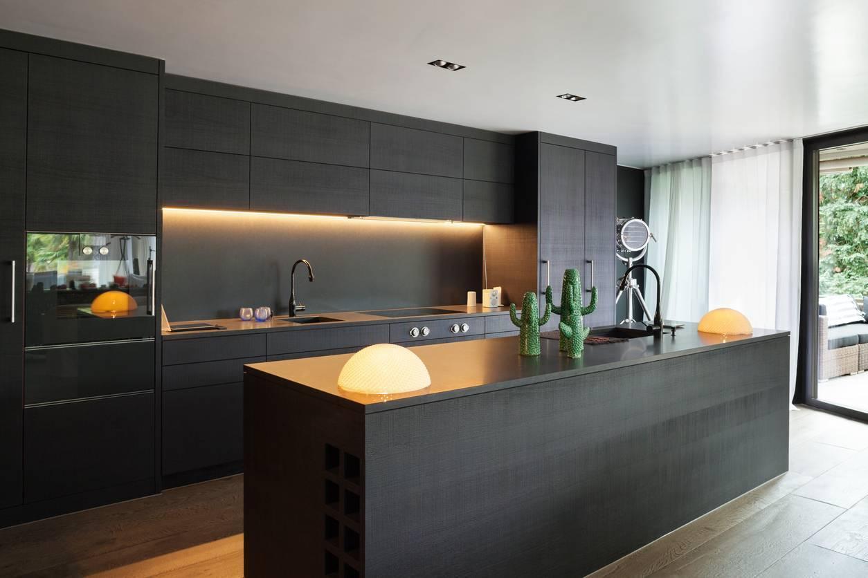 cuisine design meubles sur mesure
